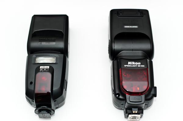 Metz 58 AF-1 vs Nikon SB-900